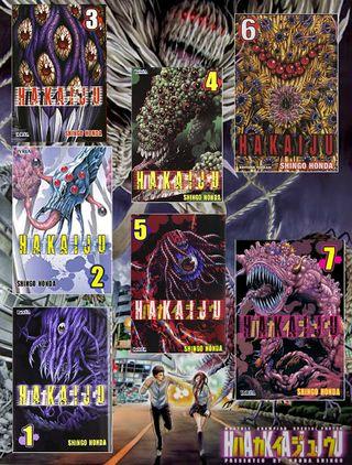 Hakaiju Tomos Manga