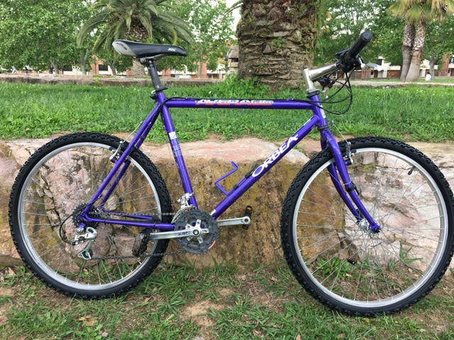 Bicicleta MTB Orbea Average de segunda mano por 95 € en Sant Quirze ...