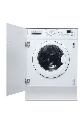 Lavadora secadora integrable electrolux