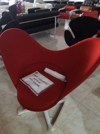 Chair Cashmere, Modelo: CH1007.