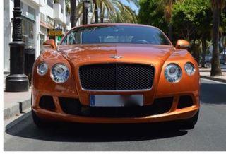 Bentley Continental GT W12 575cv 2013