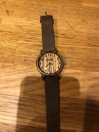 Reloj ROOK de madera