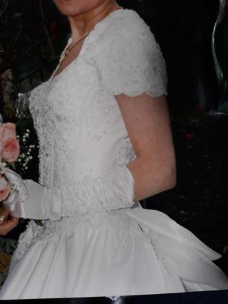 Vestido novia precioso Pronovias