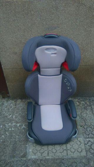 silleta coche nueva