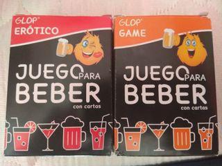 Juego Glop (para beber)