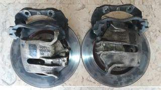 Frenos PSA y Discos Brembo 263mm