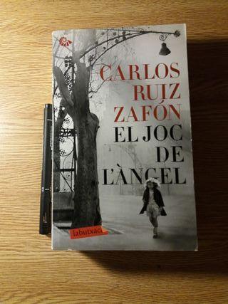 El joc de l'Angel Carlos Ruiz Zafon