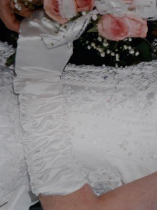 guantes novia