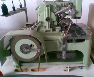 Maquina ojales de pera