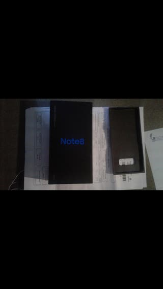 SAMSUNG NOTE 8 IMPECABLE