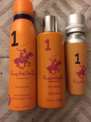 Beverly Hills Polo Club Pack 1