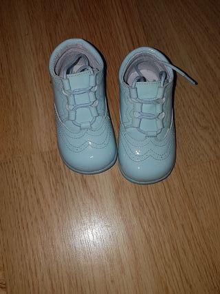 botas con suela marca d'bebes