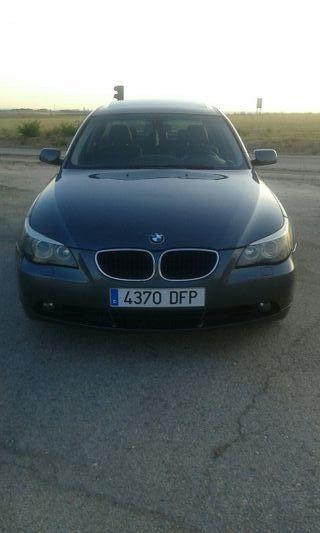 BMW 530 diesel automatico 2005