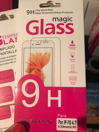 Protector pantalla iPhone 7