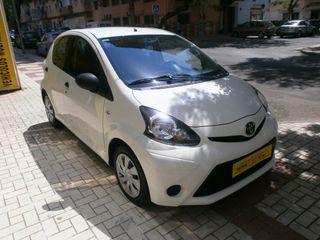 Toyota Aygo City 2014