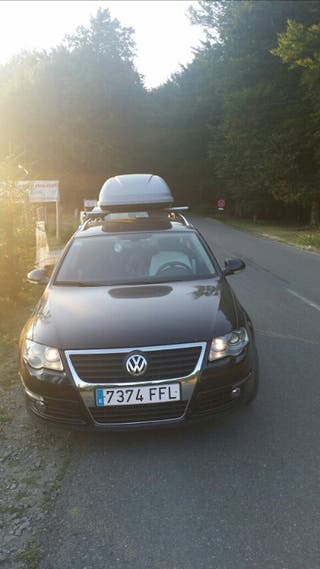 VW PASSAT 2006 MOTOR 2000 140CV GPS XENON.MAS EXT
