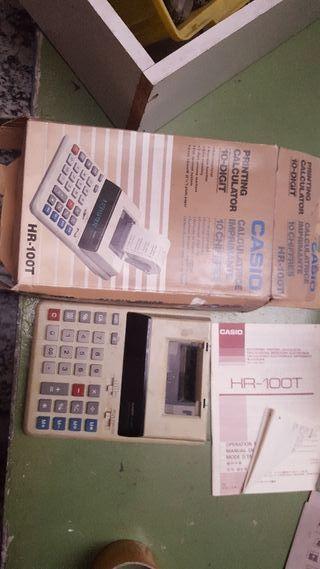 Calculadora HR-100T