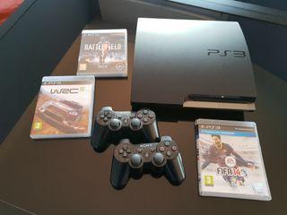PlayStation ps3 320gb slim