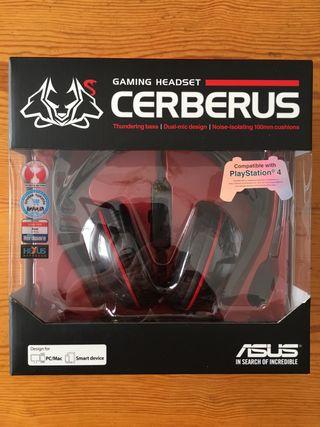 Cascos gaming cerberus