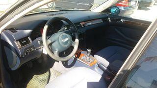 Audi A6 tracción 4