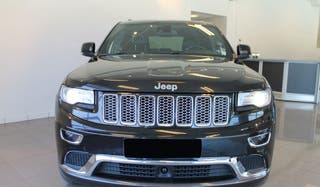 Jeep Grand Cherokee 3.0 V6 Overland Summit 2014
