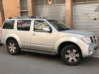 Nissan Pathfinder 172cv diesel