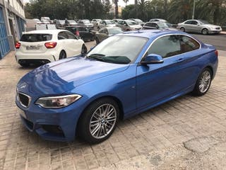 Bmw serie 2 ocupe 218d 2016