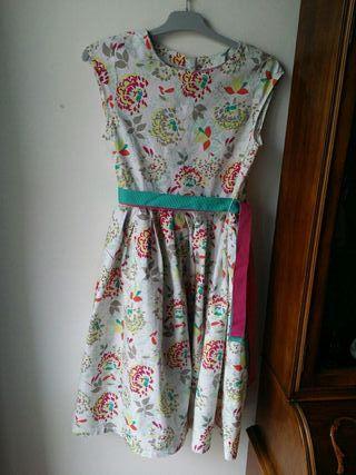 vestido de niña talla 12