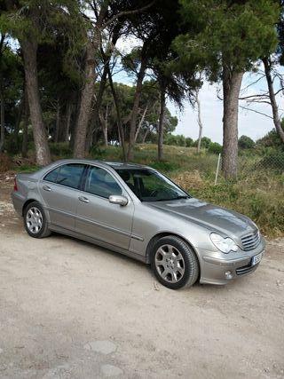 Mercedes-benz Clase C 2004