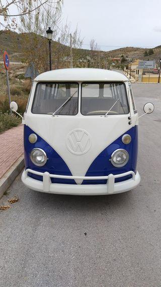 Kombi VW T1 Splitscreen Ano 1973
