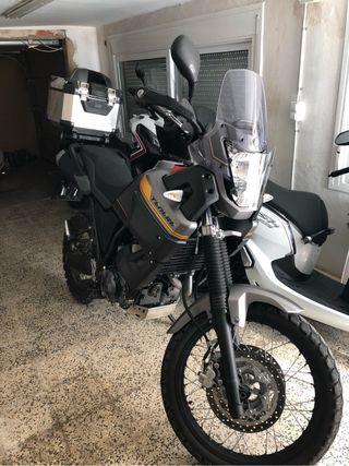 Yamaha Xtz 660 Tenere 2017