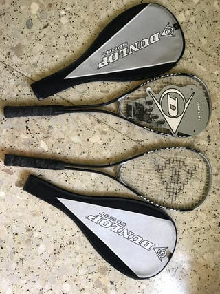 Raquetas de squash Dunlop
