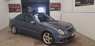 Mercedes-Benz Clase E 500 kit AMG
