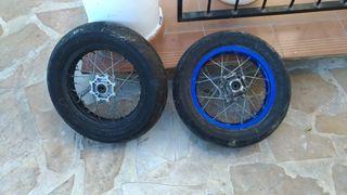 Ruedas pit bike Imr