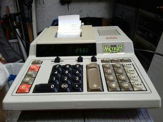 Calculadora electronica AEG Olympia CPD 5212 A