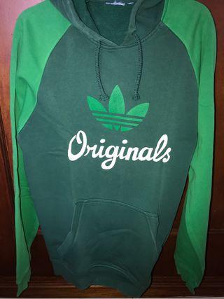 En Segunda La Provincia Adidas A De Originals Sudadera Mano rQsthd