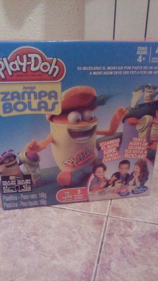 Zampa bolas play doo