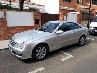 Mercedes-Benz CLK automatico