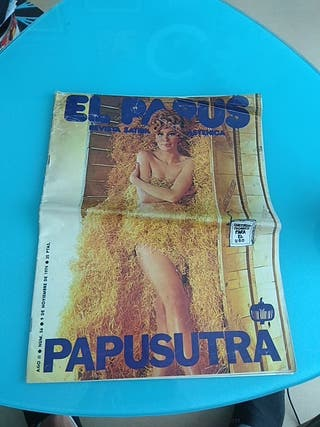 Revista comic El Papus