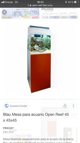Open Reef Blau 4545