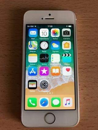 Iphone SE libre color oro Apple