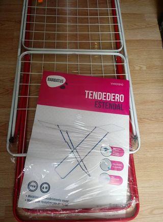 Tendedero Metalico Nuevo a Estrenar