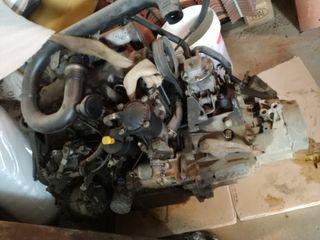 motor citroen c15 con caja de cambios incluida