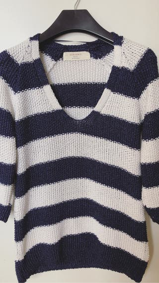 Jersey Marinero (Zara)