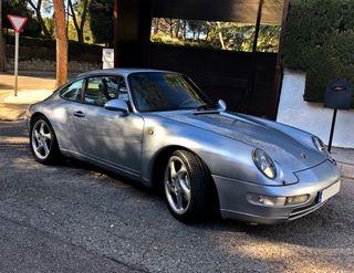 Porsche 911 993 carrera 4 286cv