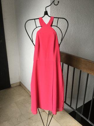 Vestido coral bimani/biombo13