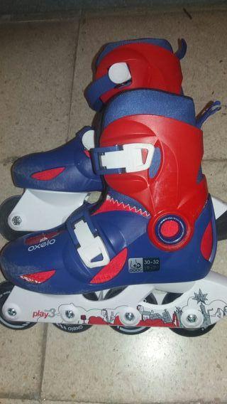 patines de niños