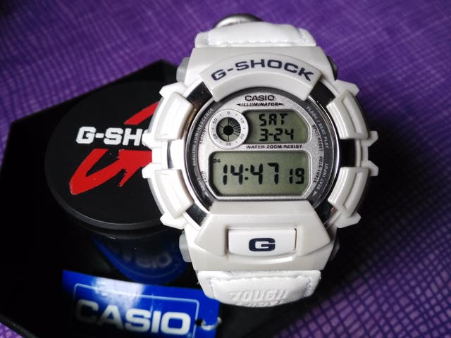 0a8b8f824d0b Reloj casio vintage g-shock dw-9500 de segunda mano por 50 € en ...