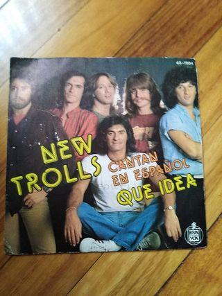 Disco vinilo new trolls