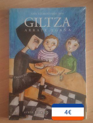 "Libro ""Giltza"""